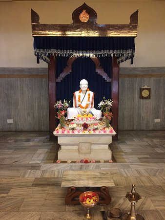 Dehradun, India: Sri Sri Ramakrishna Paramhansa Main Shrine