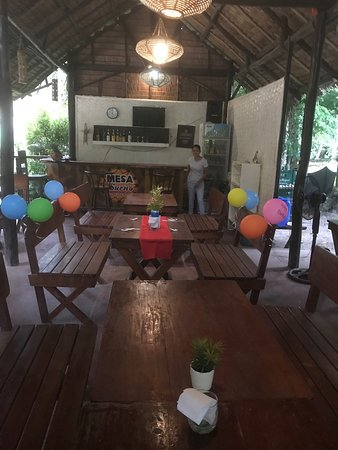 Port Barton, Filipiny: Mesa Sueno