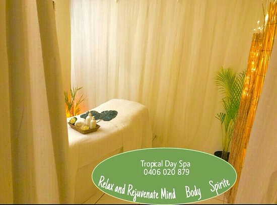 Палм-Коув, Австралия: Take time to relax and unwind, Tropical day spa