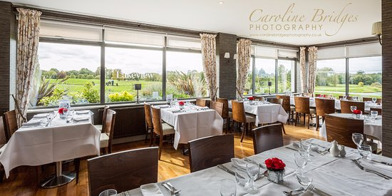 Cotgrave, UK: The Lakeview Restaurant at The Nottinghamshire