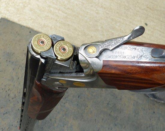 Shooting Range Liptov: Brokovnica