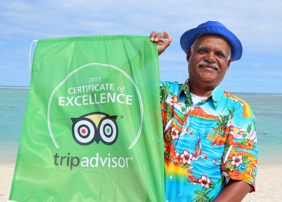 Le Morne: Karlos Certificate of Excellence