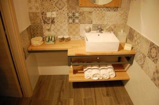 Baglio Siciliamo Country House: il bagno