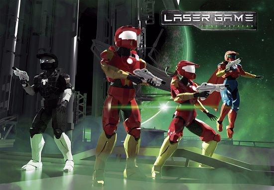Laser Game Alfafar