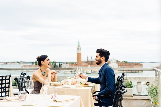 Restaurant with the best view in Venice - Review of Restaurant ...