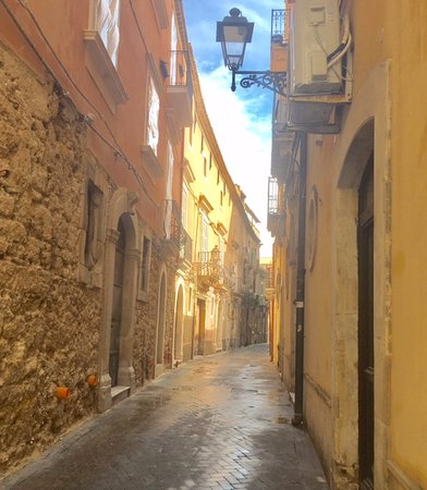 Gaggi, Italia: Ortigia Siricusa in the early morning. My favorite Place.