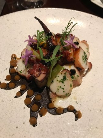 The Bazaar by José Andrés: One of the best dining experience of my well traveled life!  The meal, service and experience we