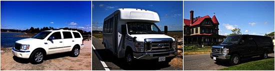 Oak Bluffs, MA: Offering a variety of vehicles for your tour!