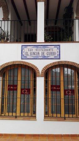 Almonaster La Real, Spania: El Rincón de Curro
