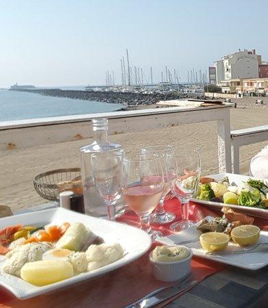 Restaurant La Bonne Mere Agde
