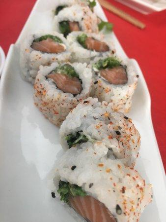 imagen sushi wu en Cartagena