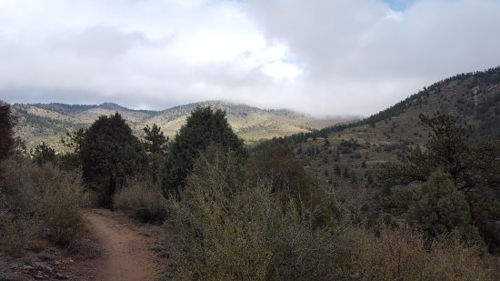 Golden, CO: View from the trail