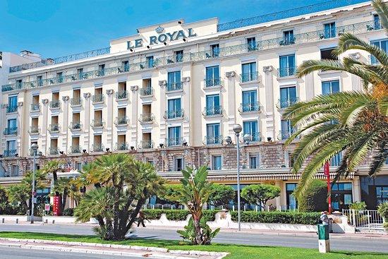 Hotel Le Royal: L'hôtel le Royal
