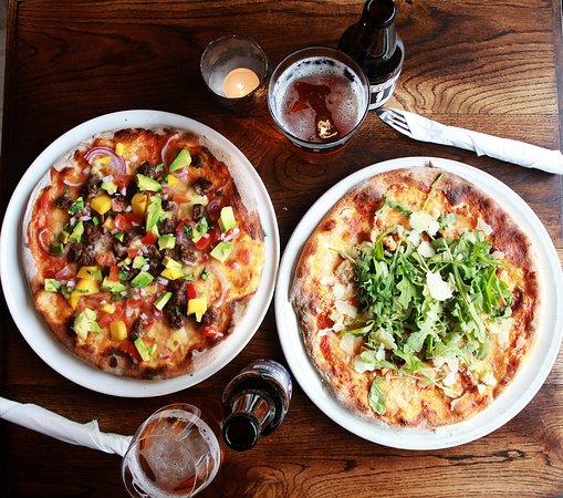 Rathgar, İrlanda: Pizza and Beer