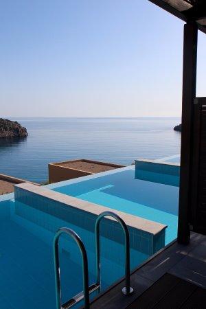 Daios Cove Luxury Resort Villas Prices Reviews Crete Agios