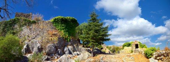 Gaucin, Spanje: Castillo del Aguila