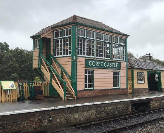 Swanage, UK: Signal Box