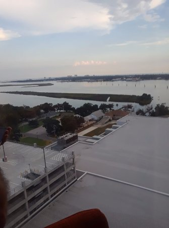 D'Iberville, MS: View from the 16th floor.