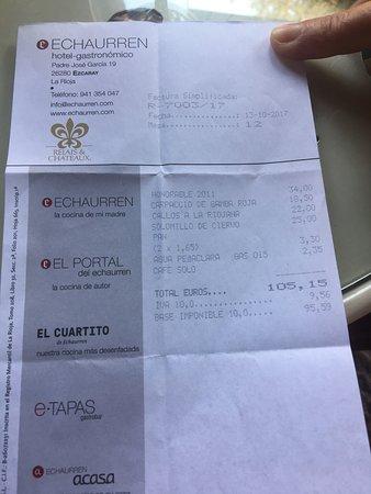 Echaurren Hotel Gastronomico: photo0.jpg