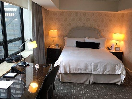 Bedroom In Water Tower Suite Note The