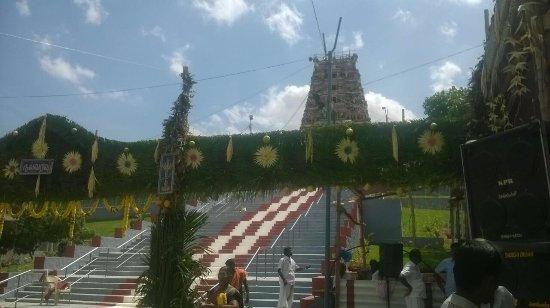 Tiruppur, Индия: Arulmigu Uthukuli Murugan Temple
