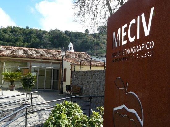 Museo etnográfico de Valleseco, junto al Mercado Ecológico