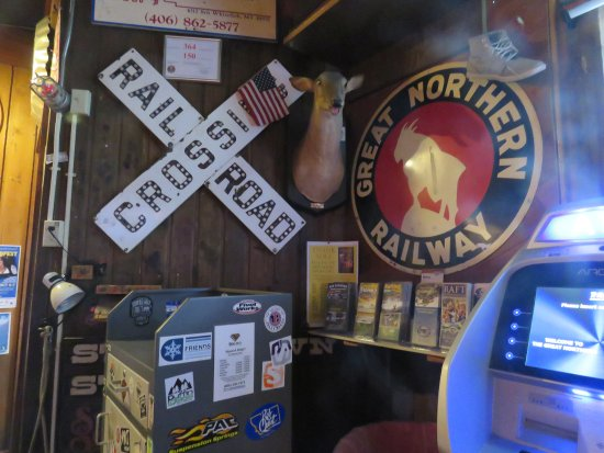 Great Northern Brewing Company: A fun place for railway fans