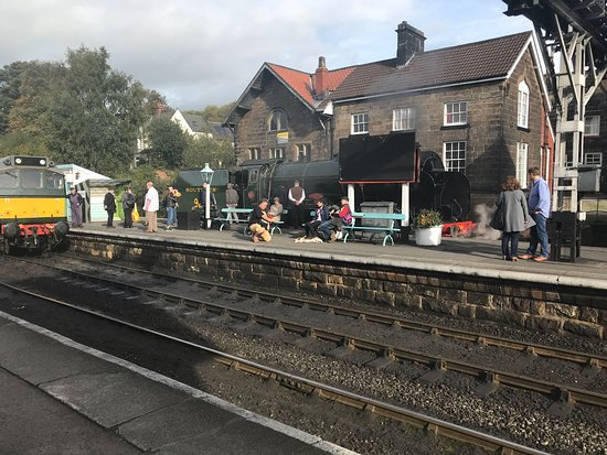 Grosmont, UK: photo0.jpg