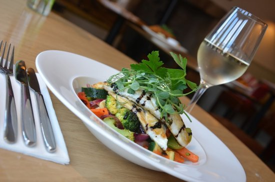Lowick, UK: Casual Dining