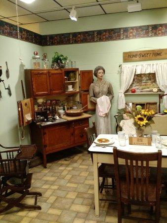 Sapulpa, Оклахома: Dinning Room