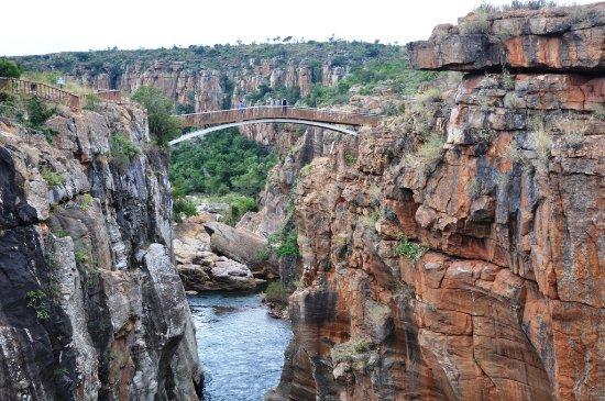 Kiepersol, Sudáfrica: Blyde River Vanyon