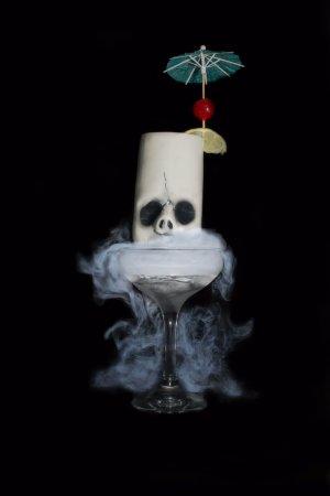 Duncan, Canadá: Halloween Cocktail