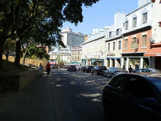 Hotel Classique: Oud Quebec