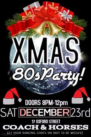 Wellingborough, UK: XMAS PARTY