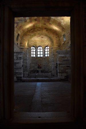 Panayia Ekatondapiliani Cathedral: Templo del Siglo VI
