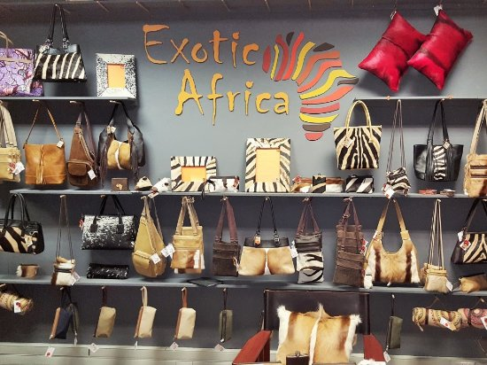 ‪Exotic Africa Leather Curio Shop‬