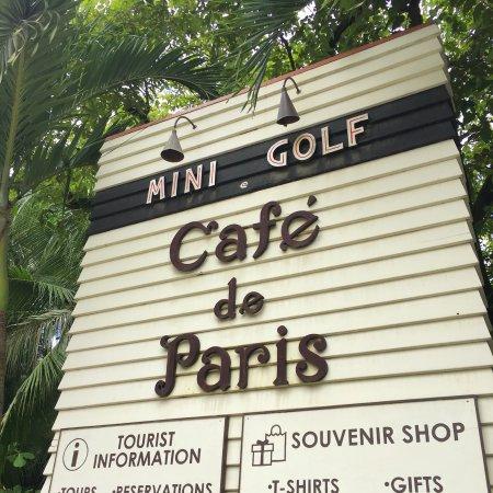 Cafe De Paris Nosara