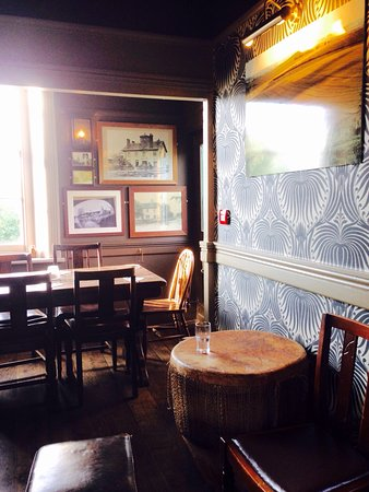 Pewsey, UK: The Barge Inn