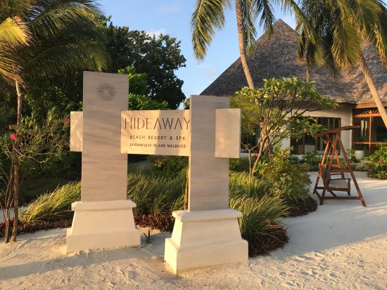 Island Hideaway At Dhonakulhi Maldives Spa Resort Marina Tripadvisor