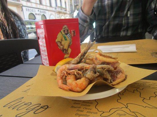 Crudité Di Pesce Picture Of Miimi Gourmet Di Giulio Facciolla