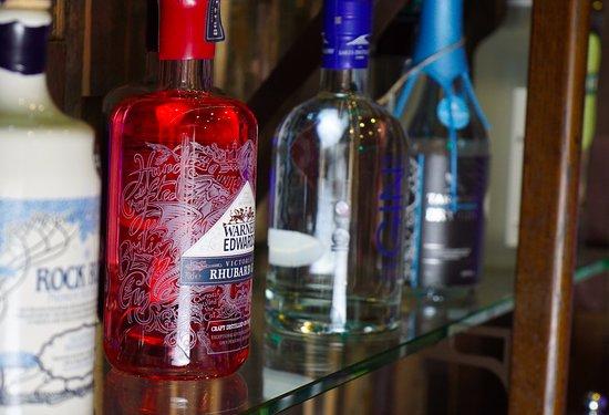 Guisborough, UK: Enjoy further drinks from 'The Safe'