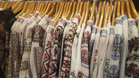 Romanian Folk Art Fashion