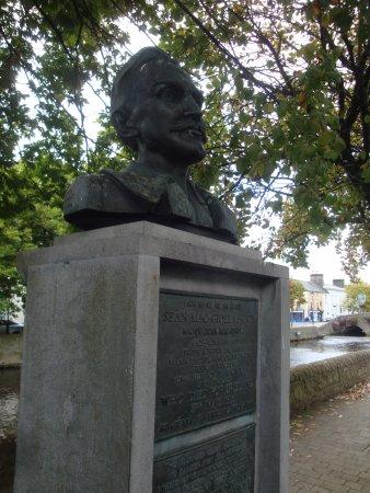 Mac Bride 1916 Memorial