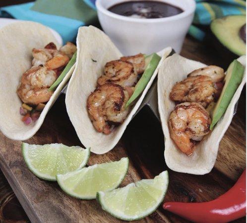 Smyrna, GA: Shrimp Tacos