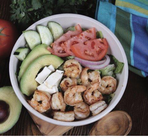 Smyrna, GA: Shrimp Salad