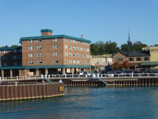Port Washington, WI: View from a walk around the harbor