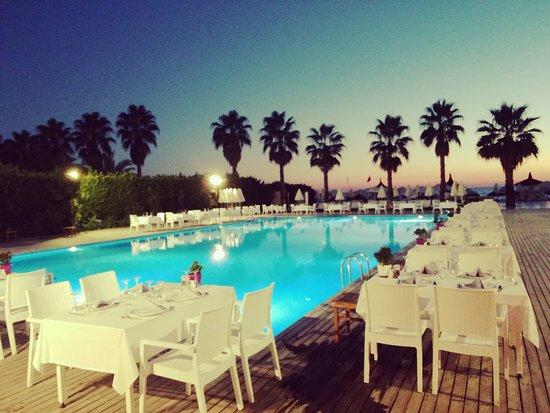 Voyage Belek Golf & Spa : Balık restaurant