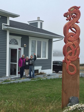 Newfoundland, Canadá: Jenny's Runestone House