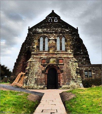Holme Cultram Abbey