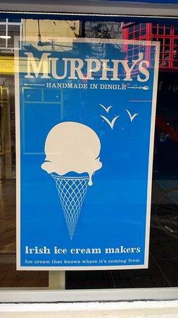 Murphy's Ice Cream poster
